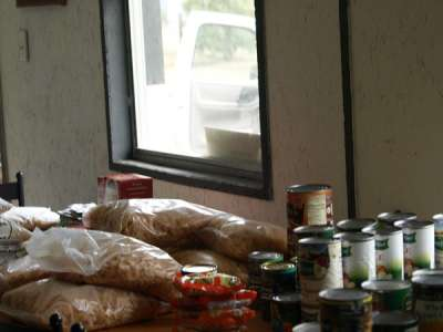 First food pantry to help low income families